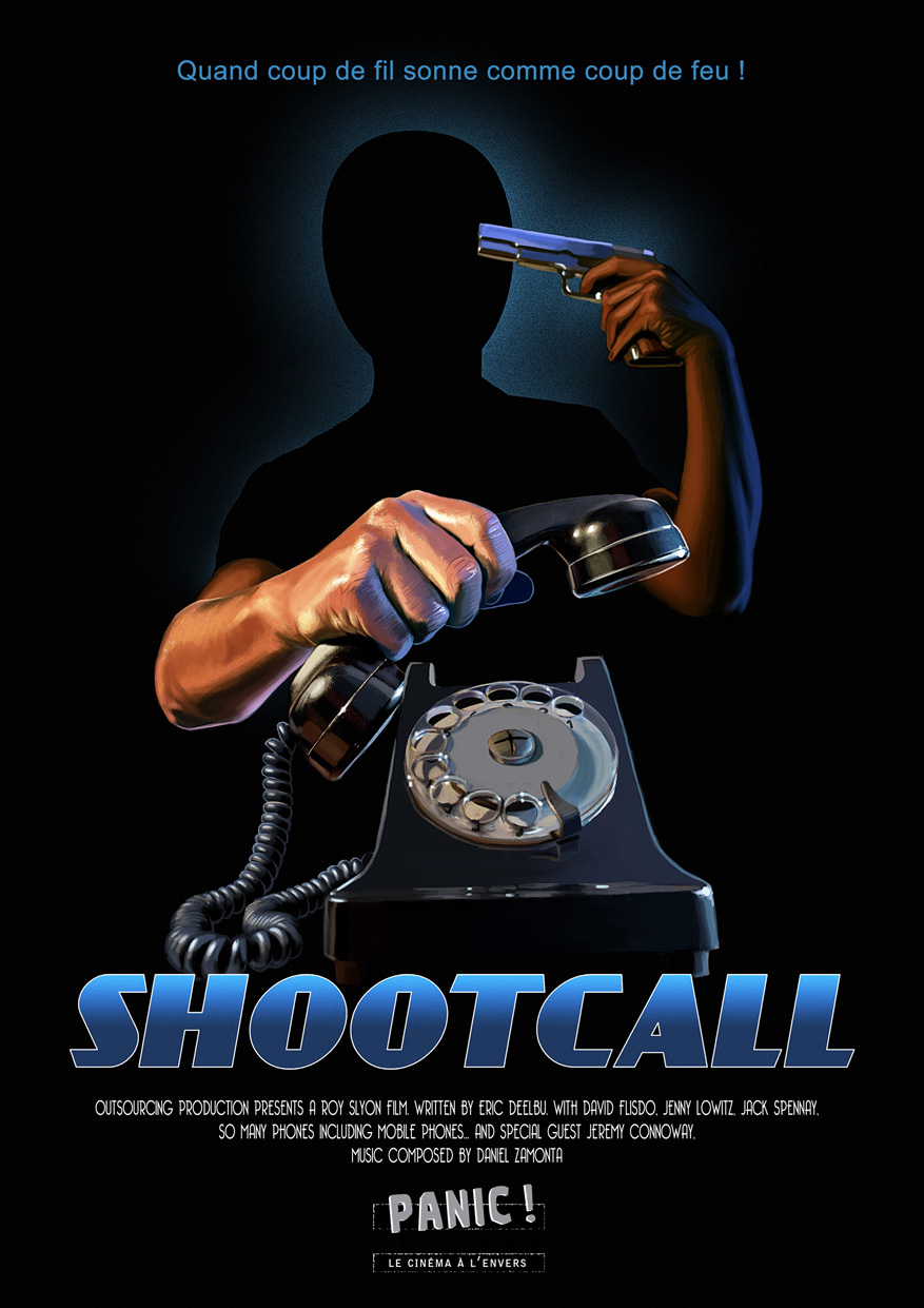 Dony Tamazone - shootcall_low