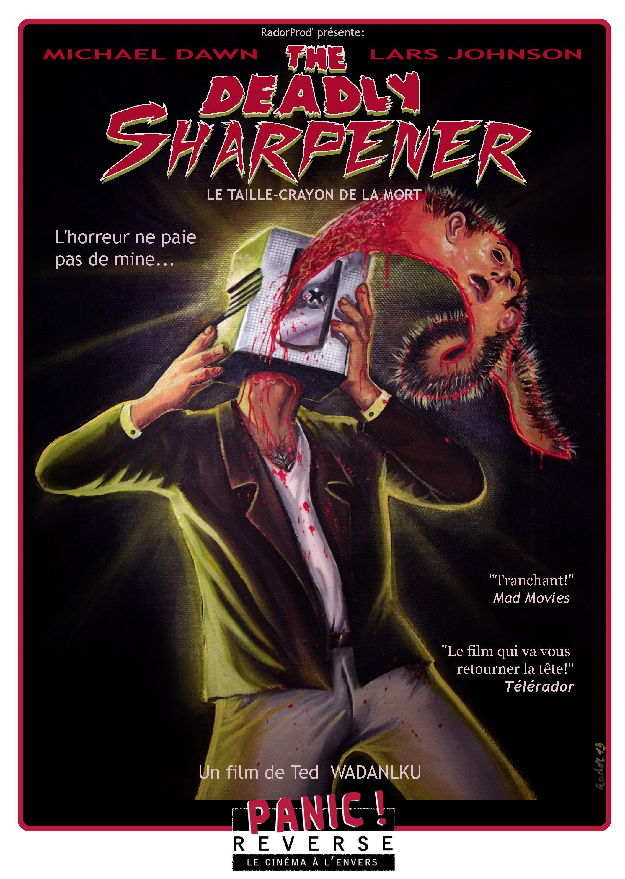 Rémy Seynhaeve - deadly sharpener
