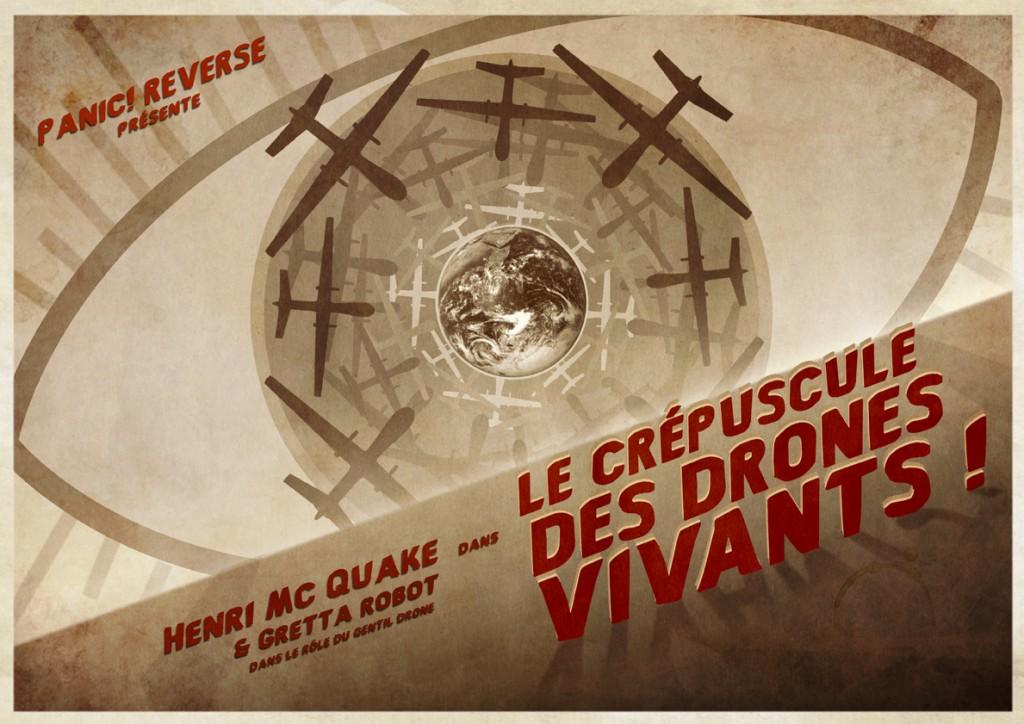 Romain Revert - le crepuscule des drones vivants