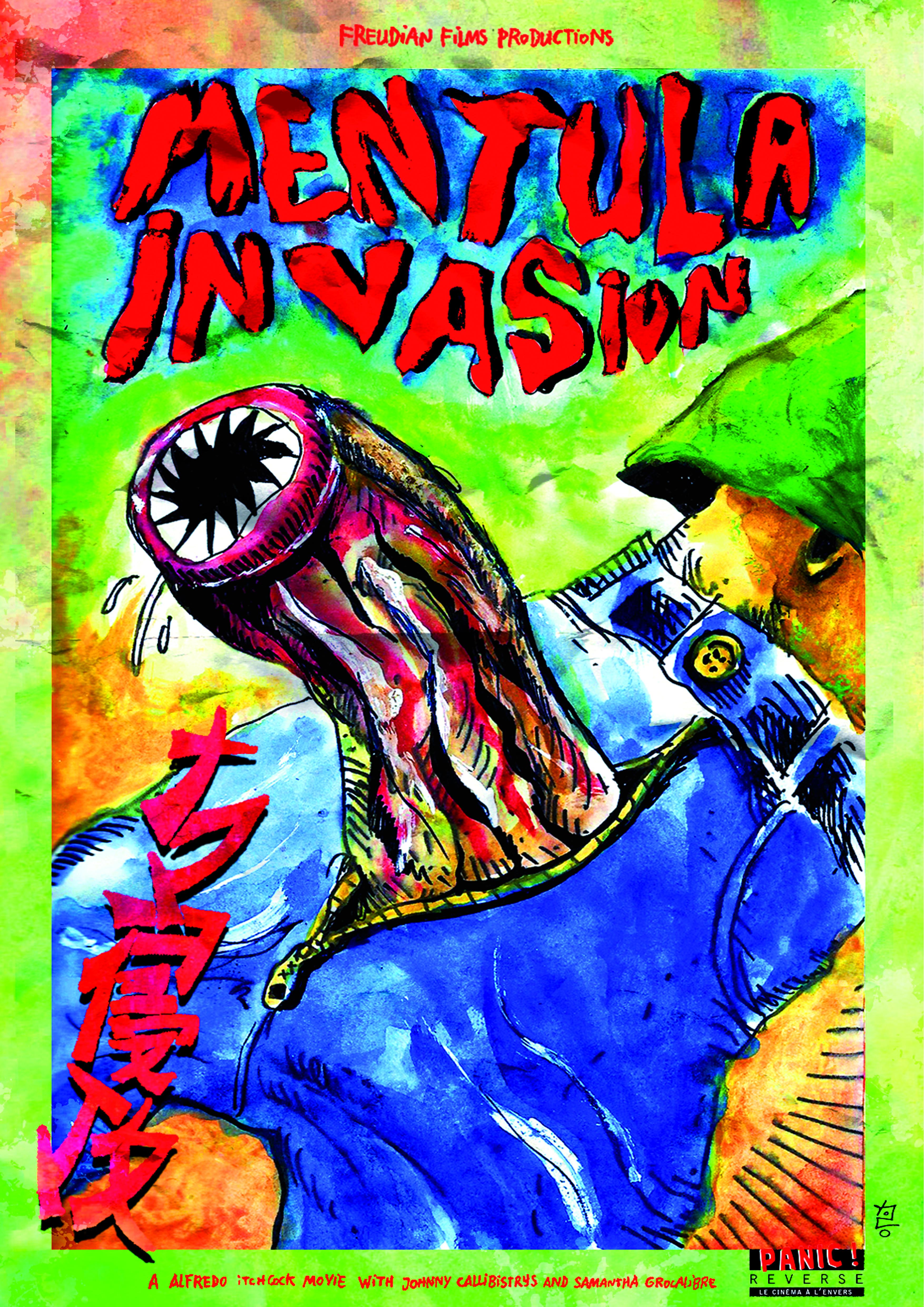 MENTULA INVASION - Tom Cochien