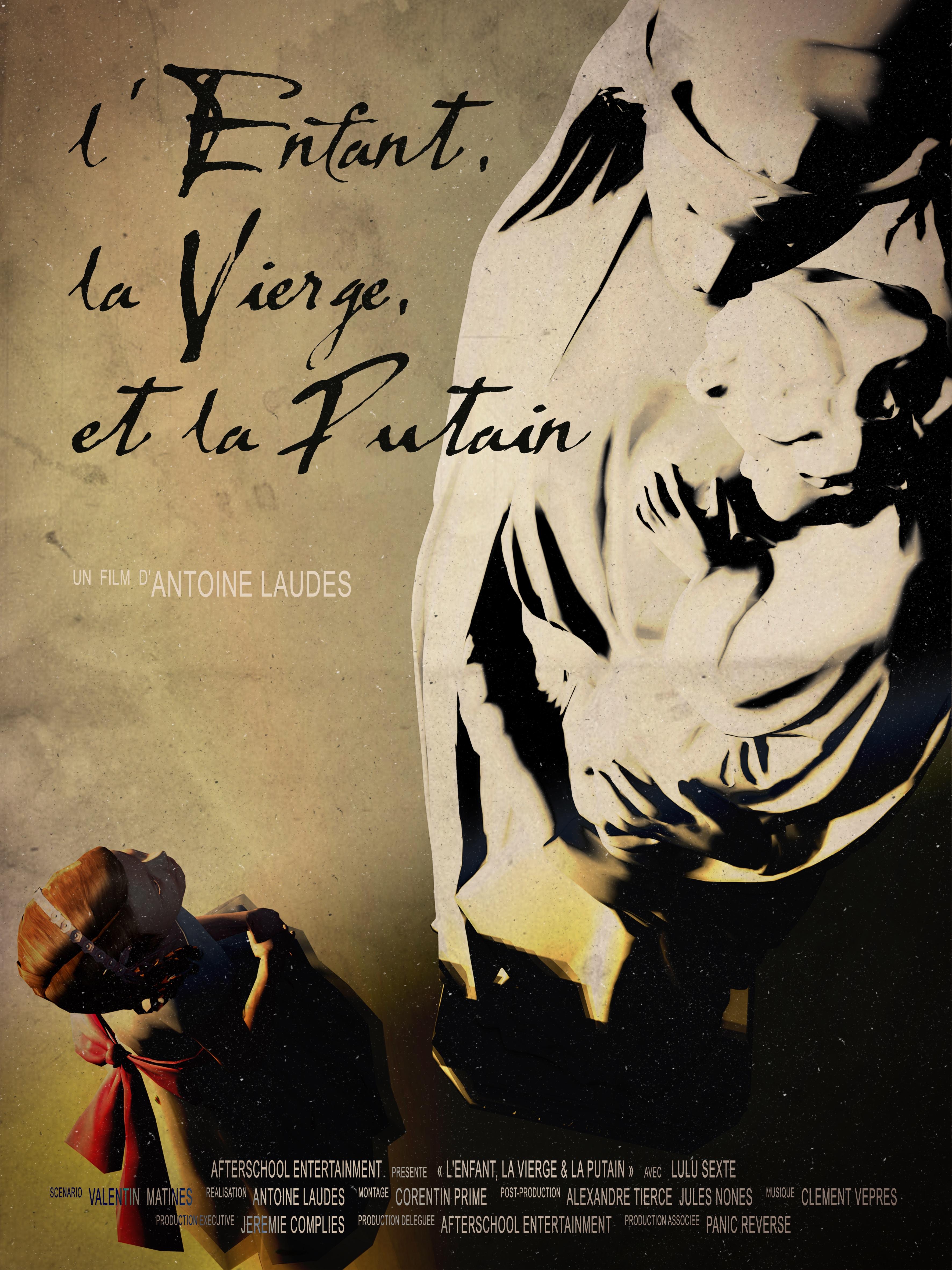 Yannick Devin - L'Eenfant, la Vierge et la Putain