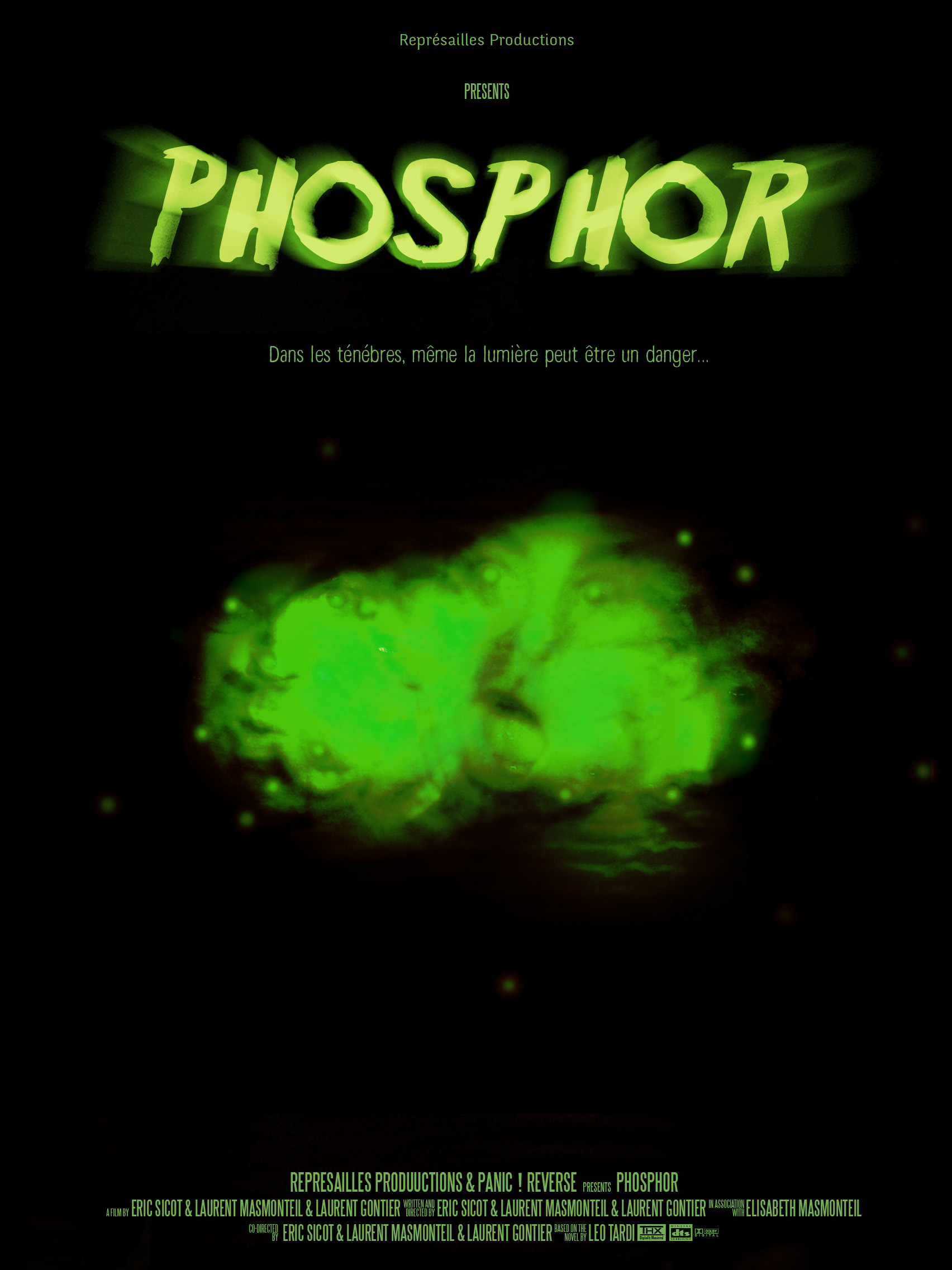 Phosphor - Laurent Gontier