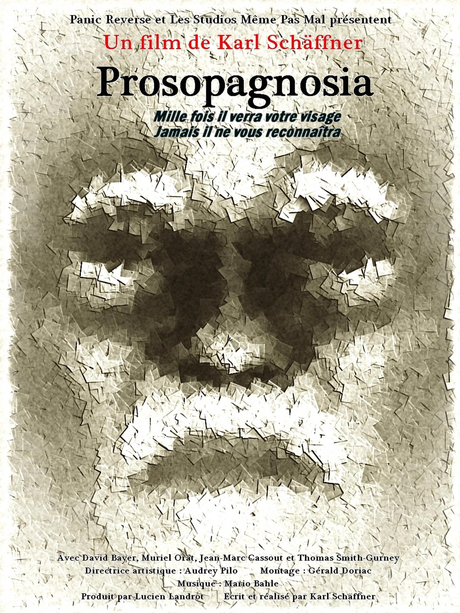 Prosopagnosia - Denys Neumann