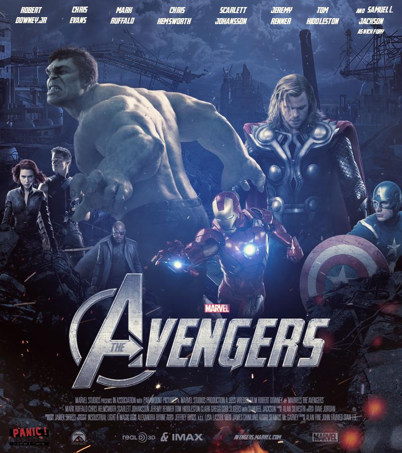 Avengers- - Swan Mezerette