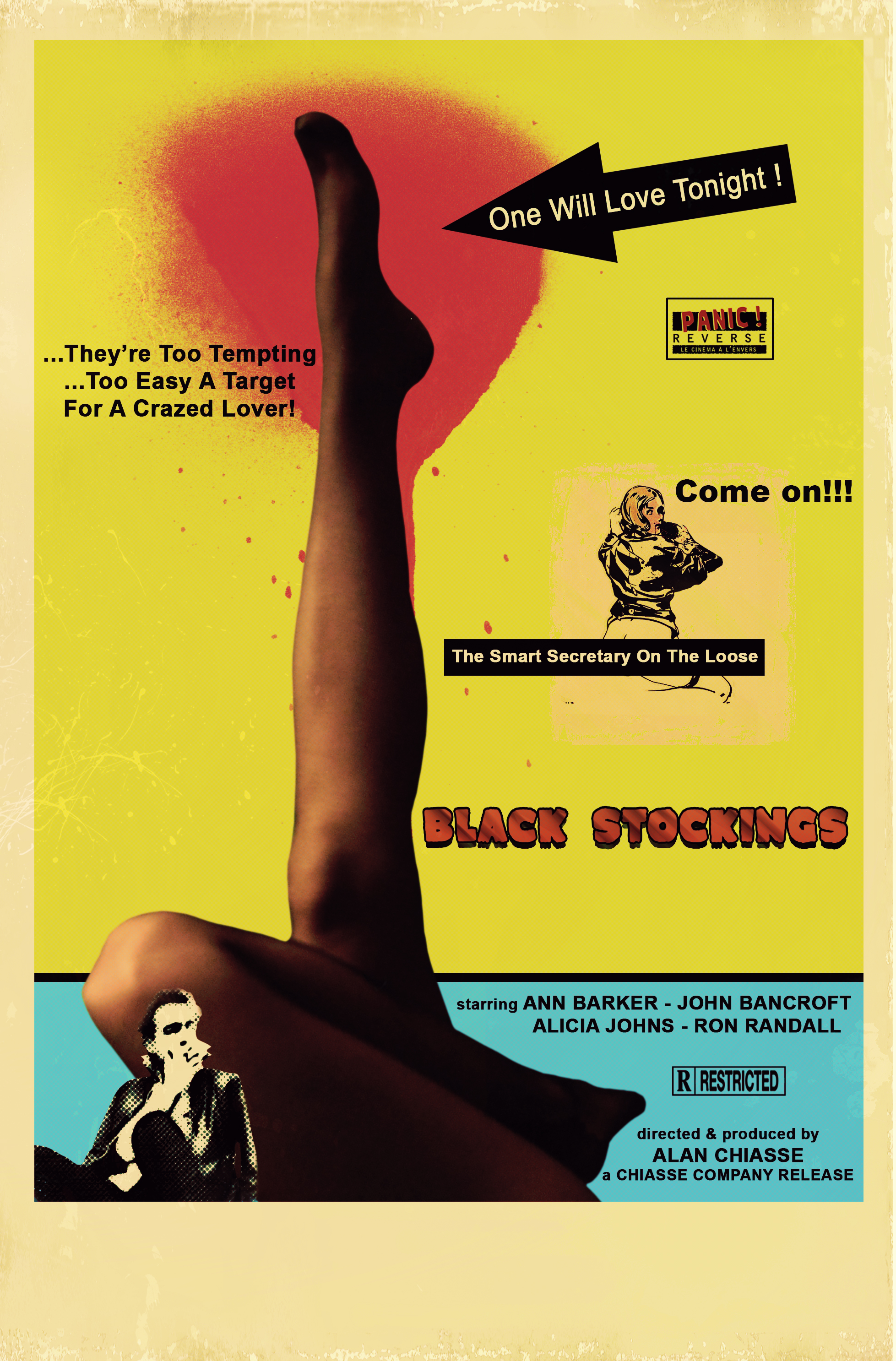 Black Stockings - Alban GILY