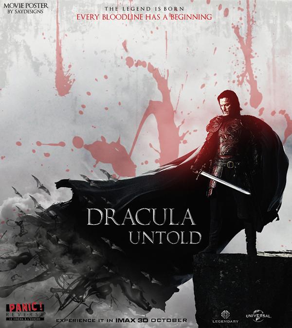 Dracula Untold – Swan Mezerette 2