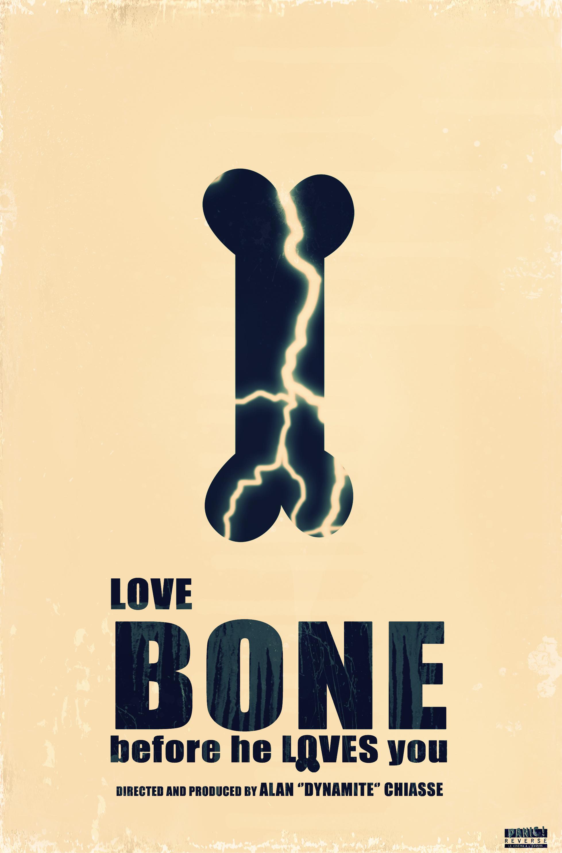 Love bone - Alban GILY