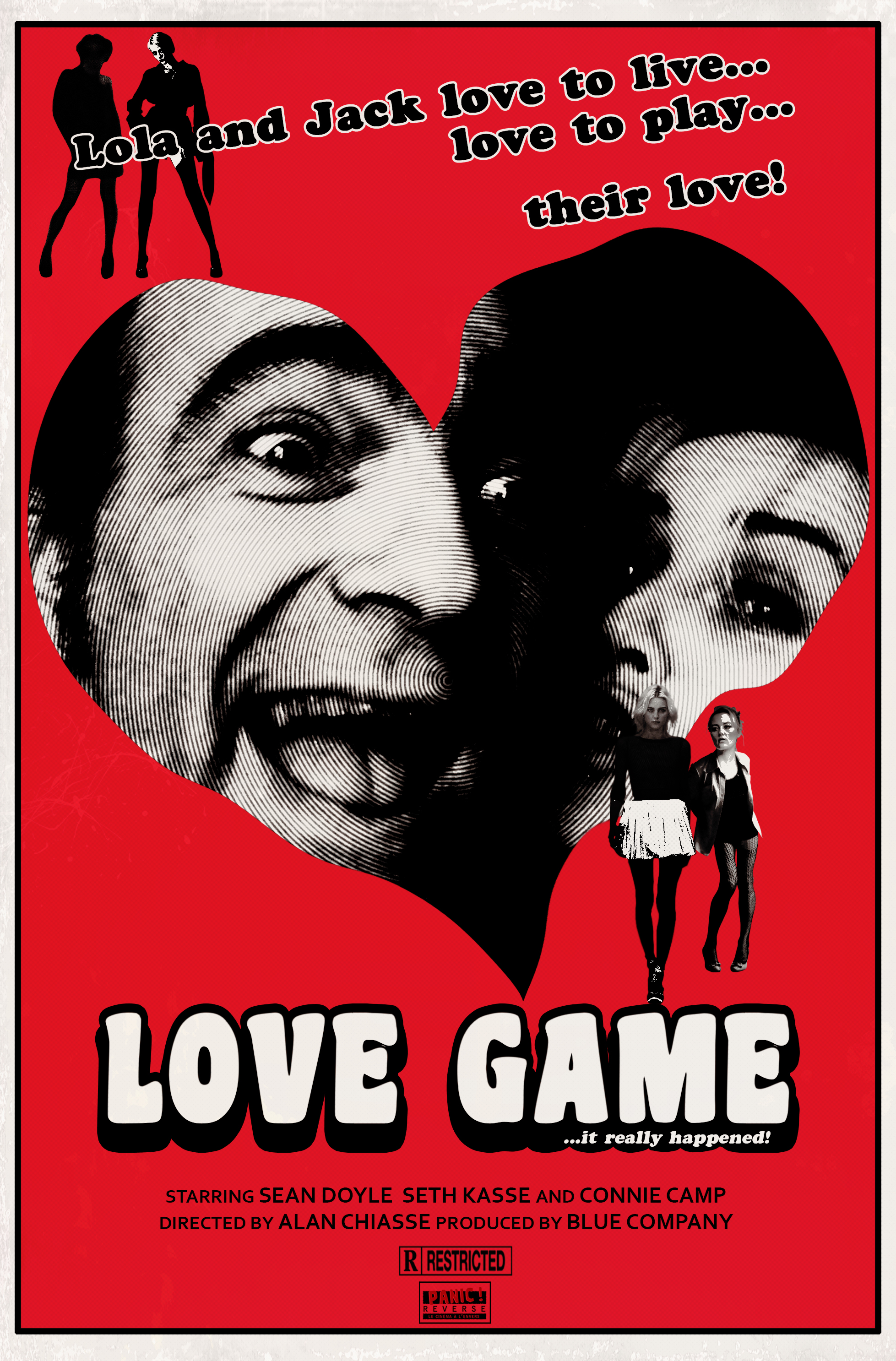 Love_Game - Alban GILY
