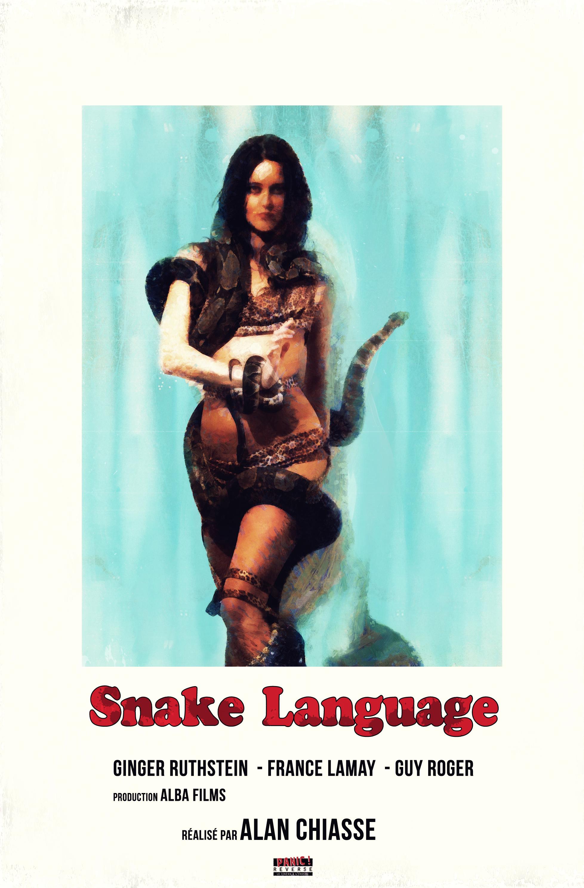 Snake Language - Alban GILY