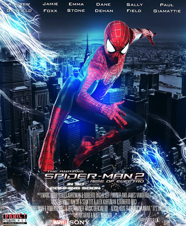 Spiderman - Swan Mezerette