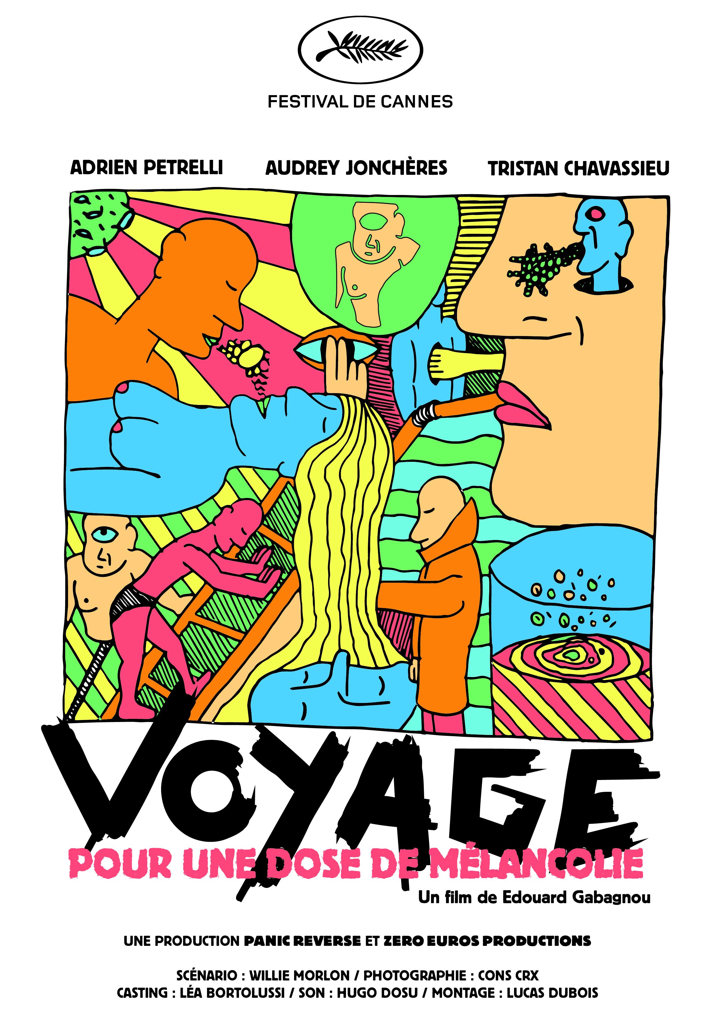 Voyage - Edouard Gabagnou