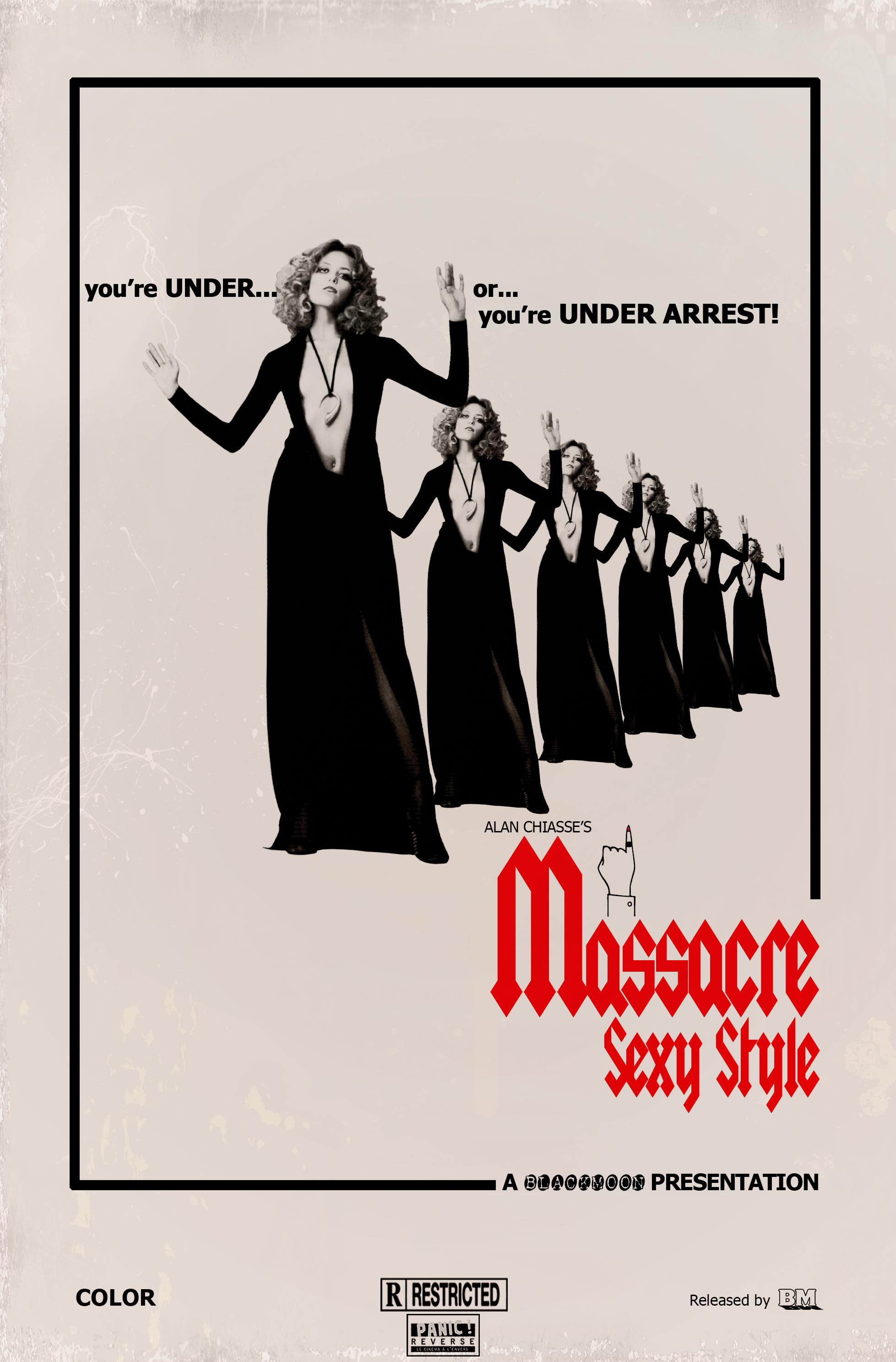 massacre Sexy Style - Alban GILY