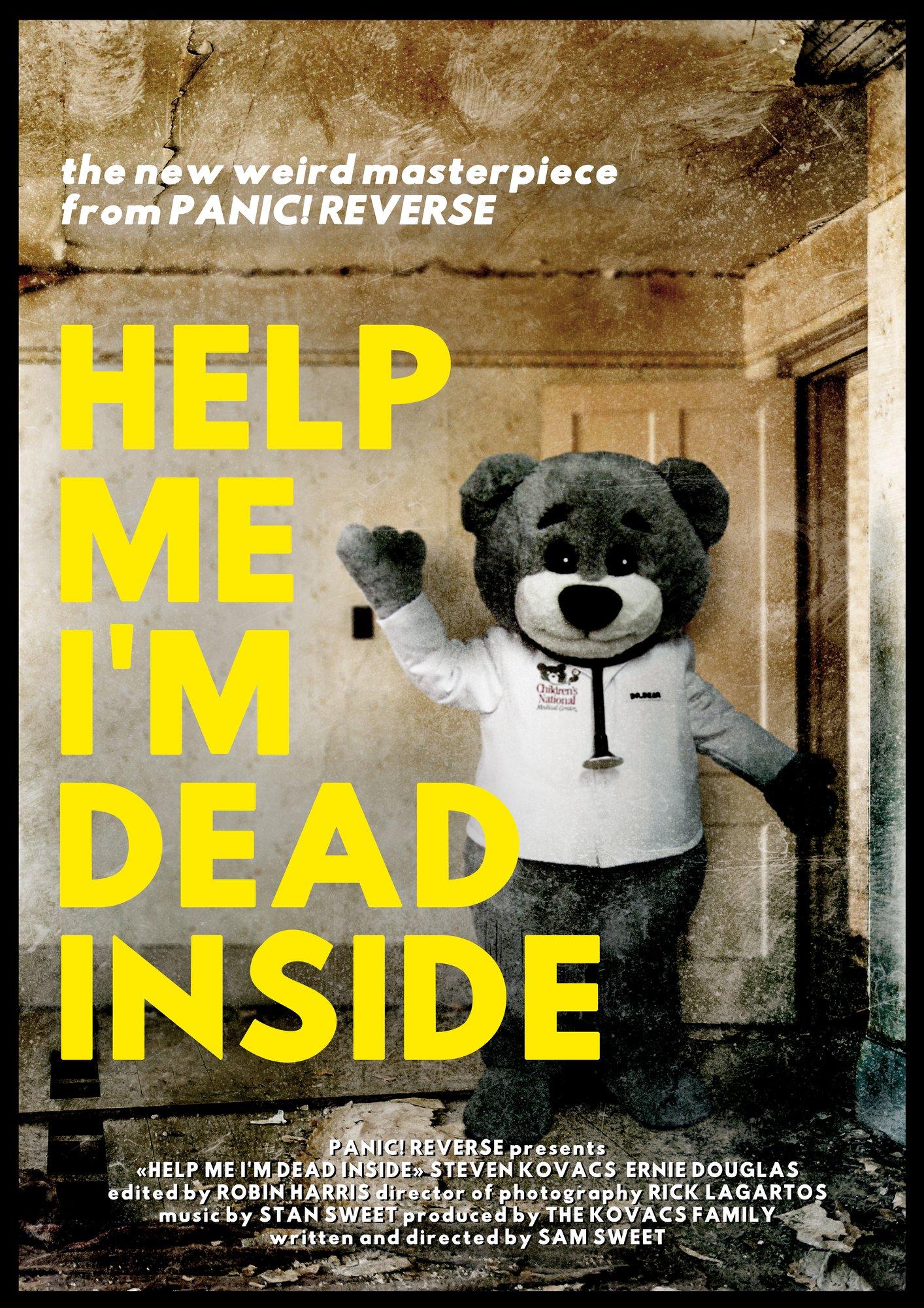 Help me I'm dead inside - Bruno Bovo