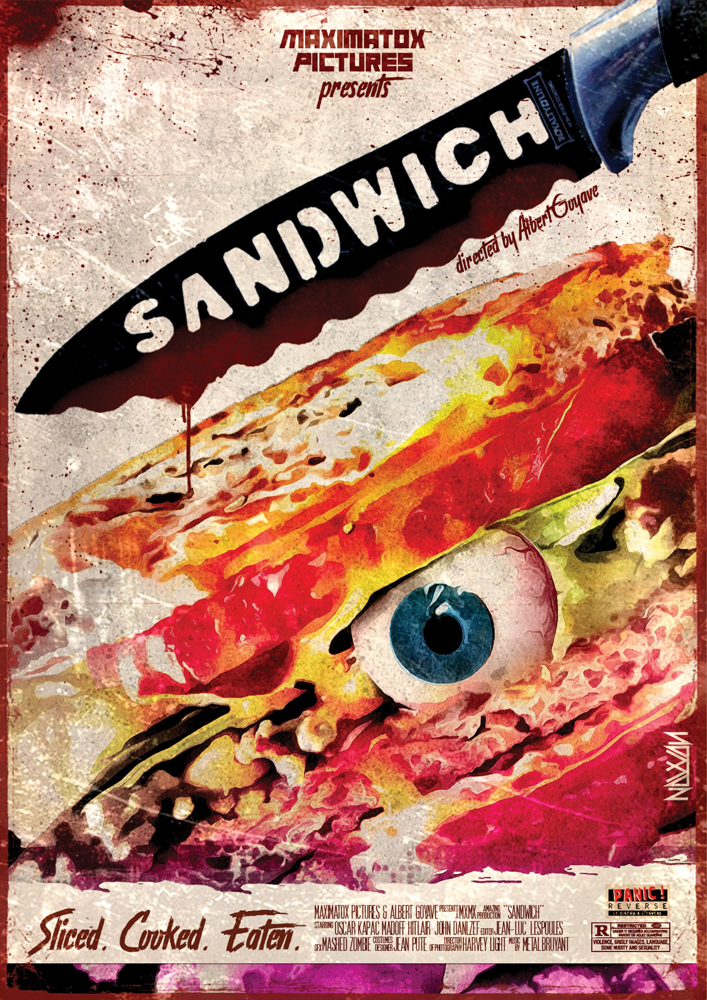 Sandwich - Paul Le Tallec