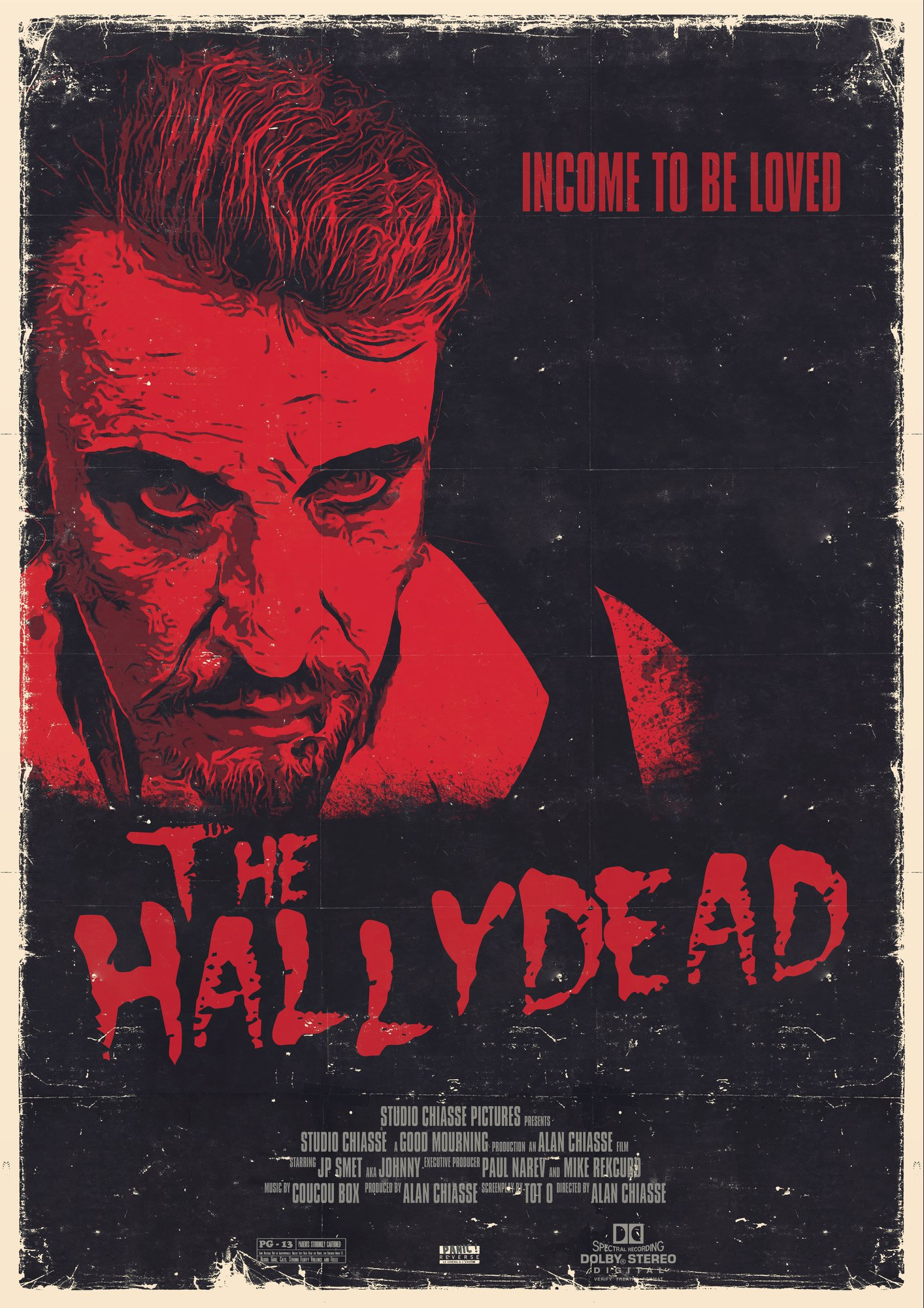The Hallydead - Alban Gily